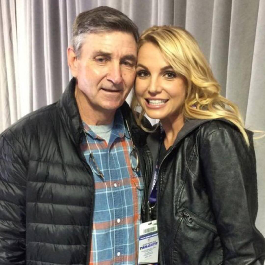 El papá de Britney Spears se pronunció ante la última polémica del caso -  Duna 89.7   Duna 89.7