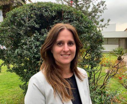 Ulrike Broschek, Subgerente de Sustentabilidad en Fundación Chile