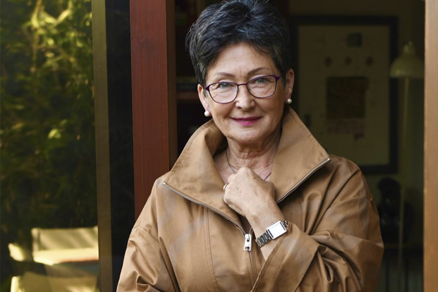 alejandra cox, presidenta asociación de AFP