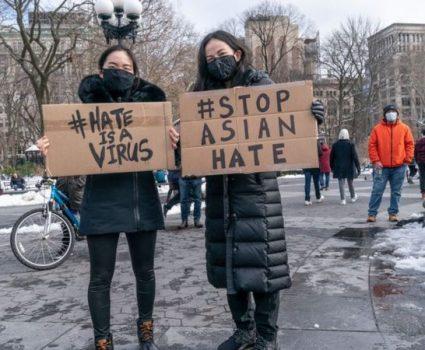 ataques contra la comunidad asiática