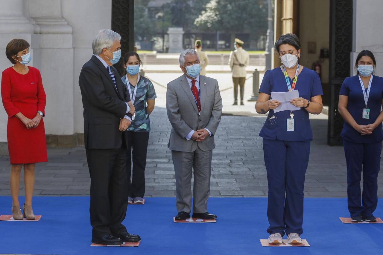 testimonio día mundial de la salud