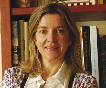 Chantal Signorio presidenta de Puerto Ideas