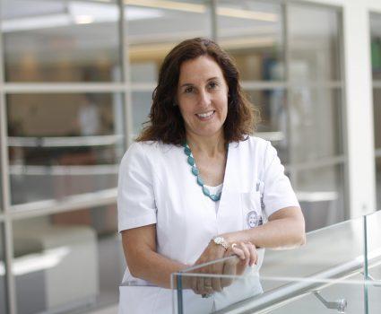 María Luz Endeiza y vacunación