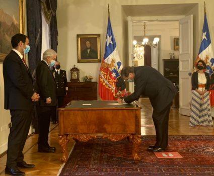 Patricio Melero, ministro del Trabajo