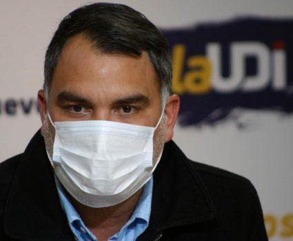 Javier Macaya, presidente de la UDI
