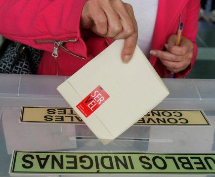 Convención Constituyente paridad