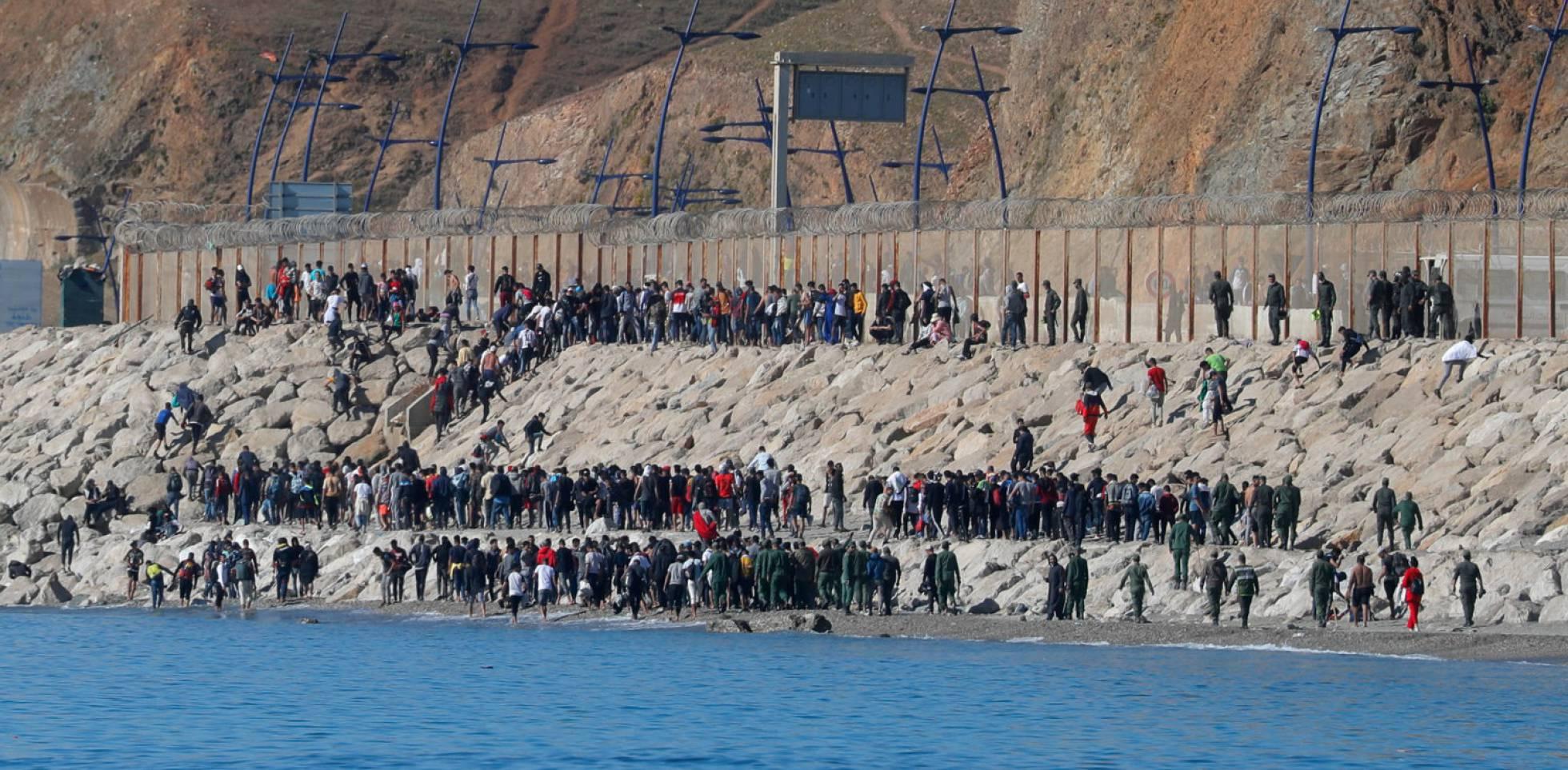 crisis migratoria españa