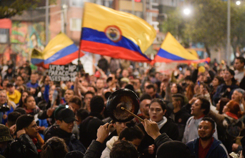 Estallido Colombia
