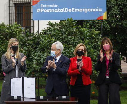 Extensión del Postnatal de Emergencia