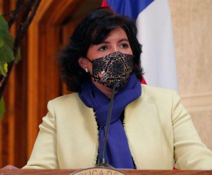 Yasna Provoste, presidenta del Senado