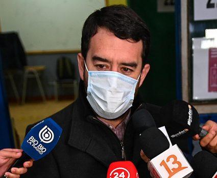 Luciano Rivas, gobernador electo de La Araucanía
