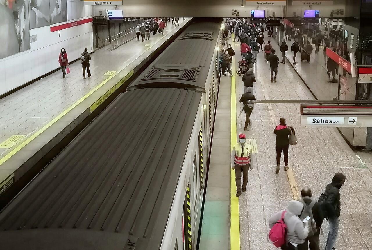 Metro transporte