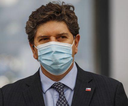 Ministro de Hacienda, Rodrigo Cerda