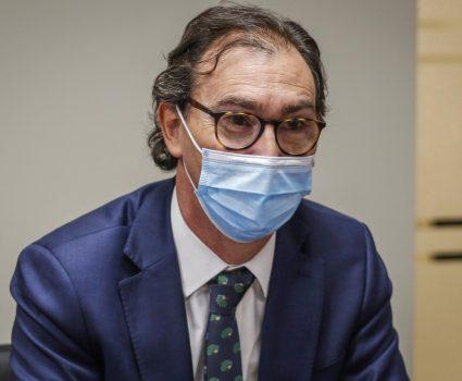 Raúl Figuero, ministro de Educación, retorno a clases