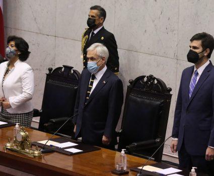 Cuenta Pública Yasna Provoste y Diego Paulse