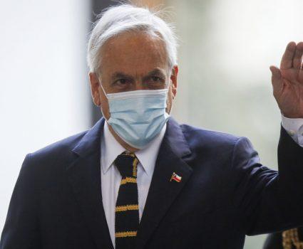 Sebastián Piñera viaje a Lima
