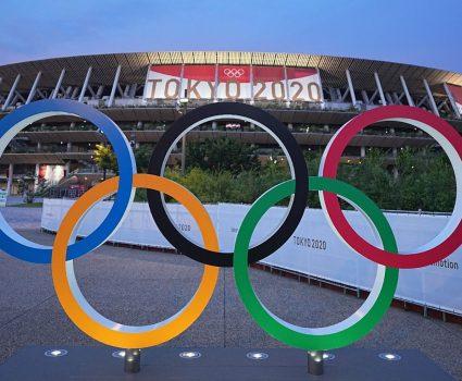 Ceremonia Juegos Olímpicos Tokio