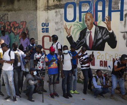 haití muertes
