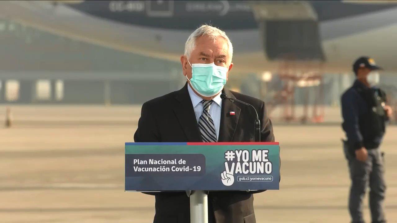 ministro paris vacunatorios