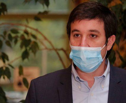 Guillermo Ramírez y cuatro retito