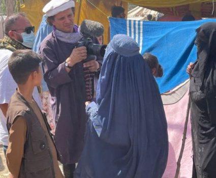 Jorge Said entrevistó a varias mujeres afganas que le aseguraron estar aterrorizadas ante la toma de poder del Talibán.