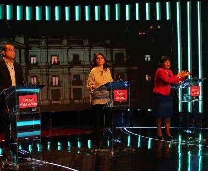 Unidad Constituyente debate