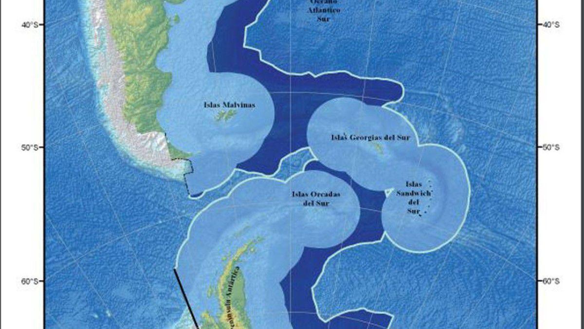 Chile y Argentina: ¿Qué es la plataforma continental y cuál es el conflicto? - Duna 89.7 | Duna 89.7