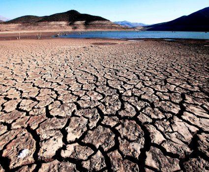 sequía chile