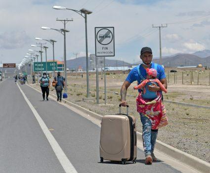 colchane migración