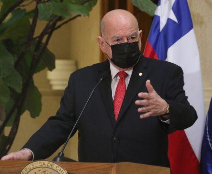 José Miguel Insulza y cuarto retiro