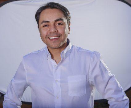 Jorge Díaz, gobernador de Arica y Parinacota